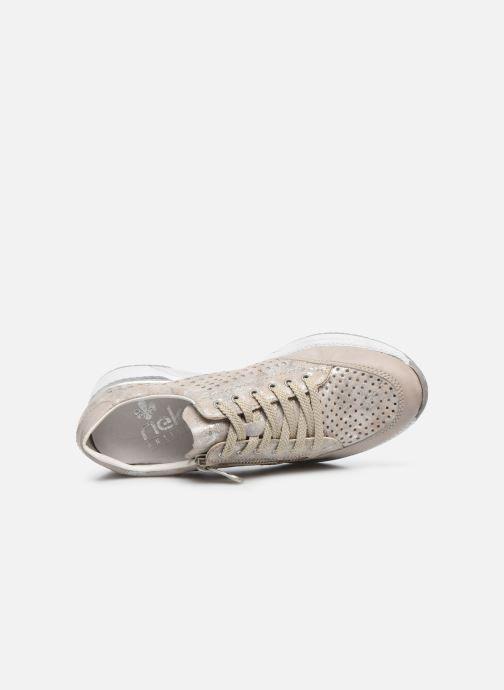 Sneakers Rieker Arun Roze links