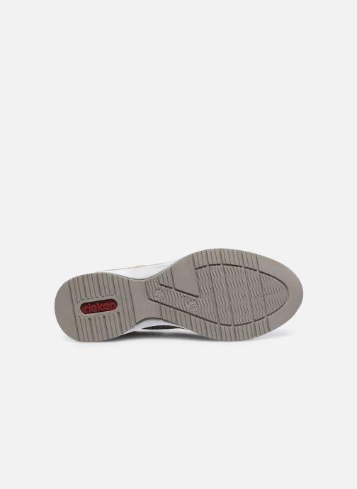 Sneakers Rieker Arun Roze boven