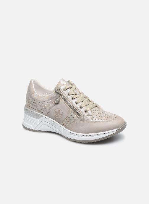 Sneakers Rieker Arun Roze detail