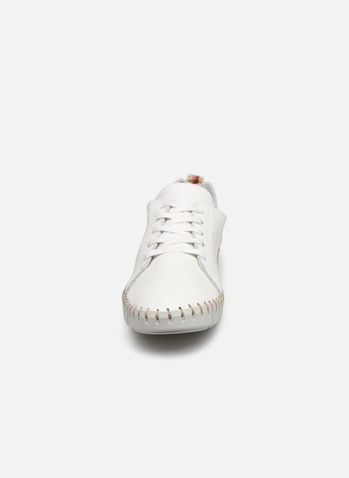 Sneaker Georgia Rose Soft Colena weiß schuhe getragen