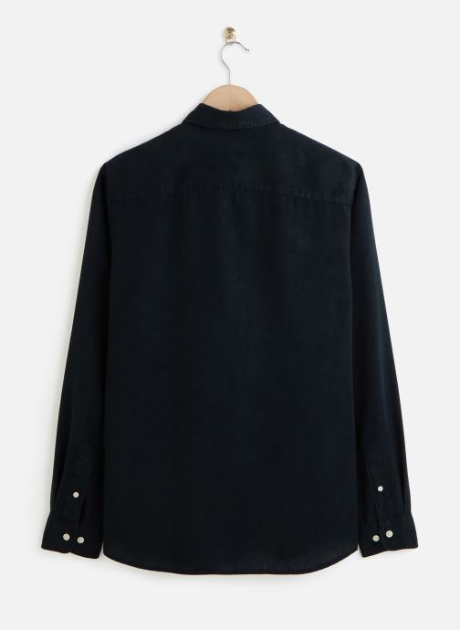 Vêtements Selected Homme Slhslimpastel Shirt Bleu vue bas / vue portée sac