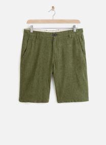 Vêtements Accessoires Slhstraight Paris Linen Shorts