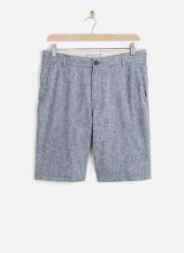 Slhstraight Paris Linen Shorts