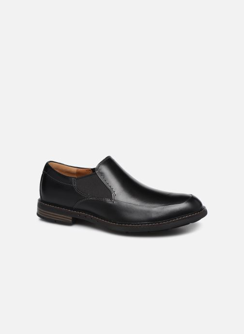 Mocassins Clarks Unstructured Unelott Step Zwart detail
