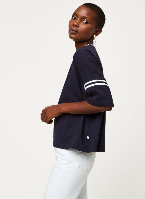 Vêtements Aigle Canut Bleu vue détail/paire