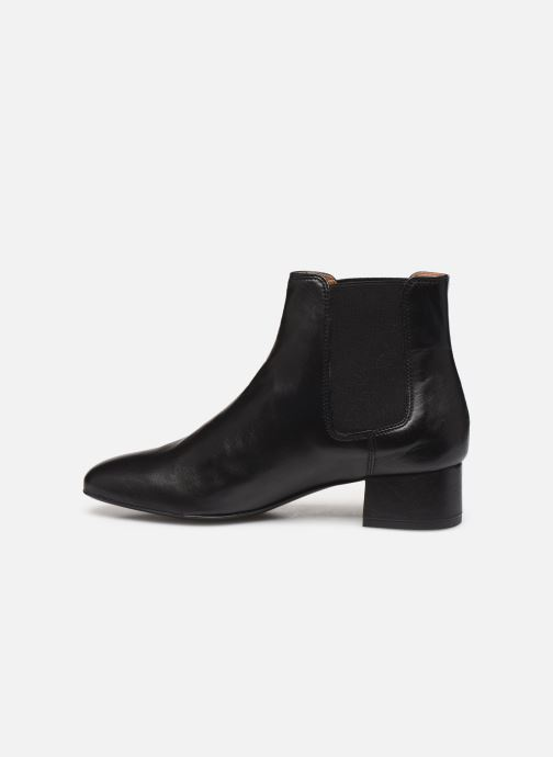 Ankle boots Georgia Rose Riminia Black front view