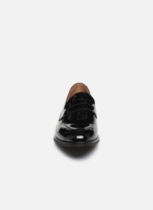 Mocassins Georgia Rose Ripina Noir vue portées chaussures