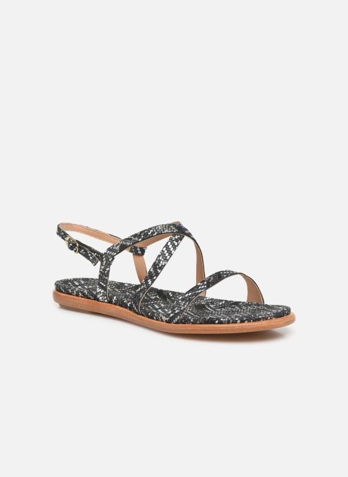 Sandales et nu-pieds Neosens AURORA S946F Noir vue détail/paire
