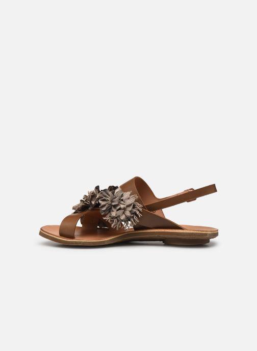 Sandales et nu-pieds Neosens DAPHNI S3122 Beige vue face