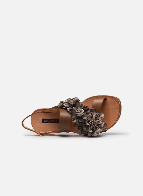 Sandales et nu-pieds Neosens DAPHNI S3122 Beige vue gauche