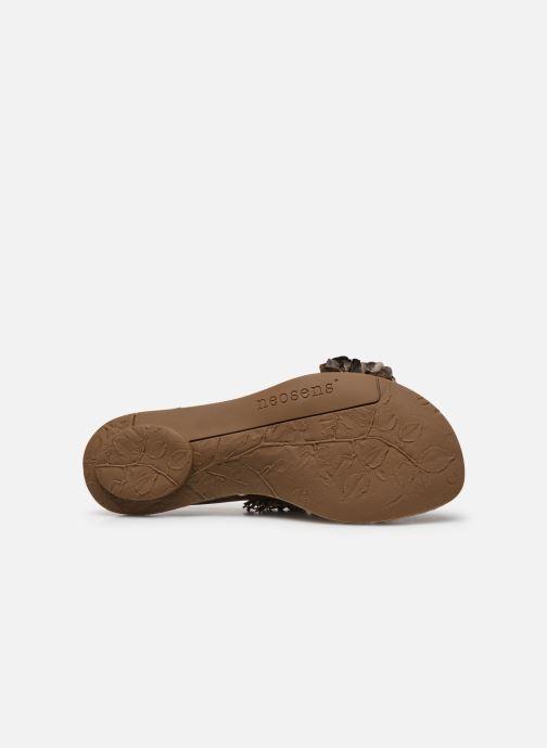 Sandales et nu-pieds Neosens DAPHNI S3122 Beige vue haut