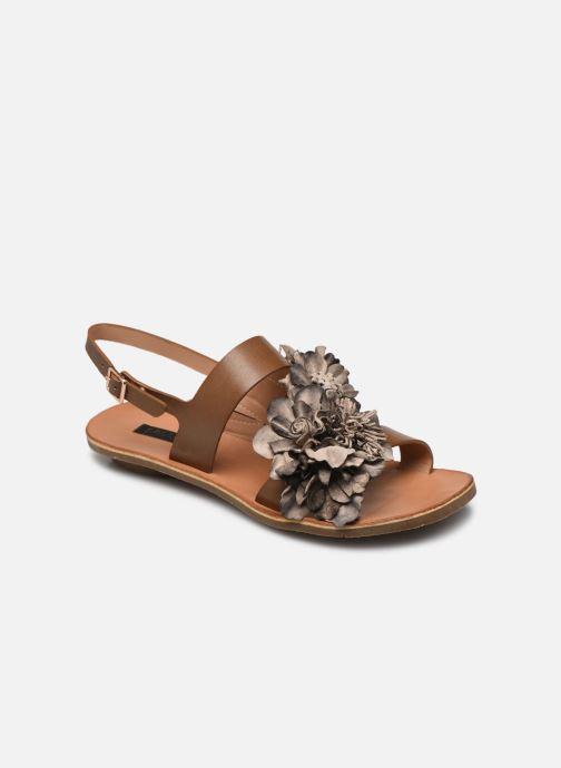 Sandales et nu-pieds Neosens DAPHNI S3122 Beige vue détail/paire
