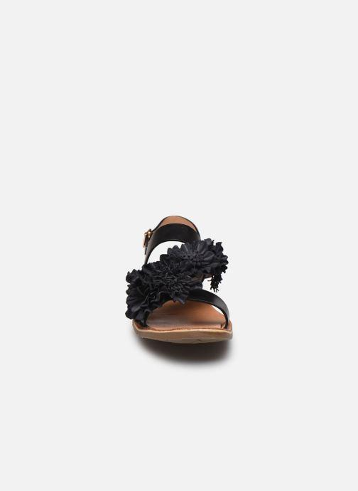 Sandales et nu-pieds Neosens DAPHNI S3122 Noir vue portées chaussures