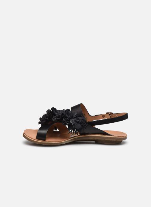 Sandales et nu-pieds Neosens DAPHNI S3122 Noir vue face