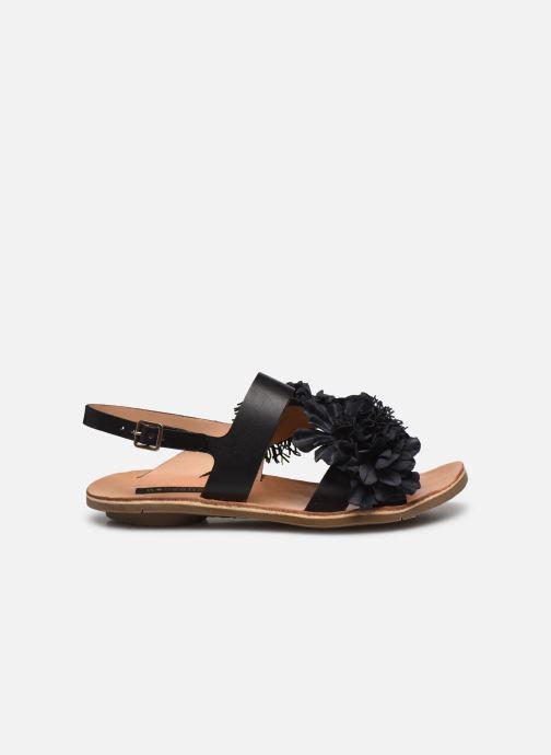 Sandales et nu-pieds Neosens DAPHNI S3122 Noir vue derrière