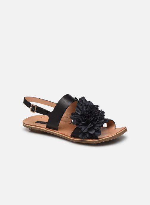 Sandales et nu-pieds Neosens DAPHNI S3122 Noir vue détail/paire