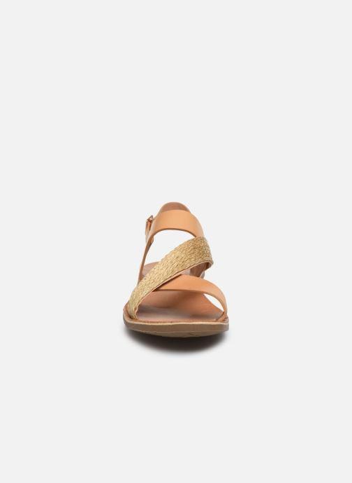 Sandales et nu-pieds Neosens DAPHNI S3123 Beige vue portées chaussures