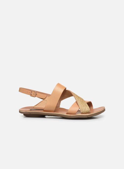 Sandales et nu-pieds Neosens DAPHNI S3123 Beige vue derrière