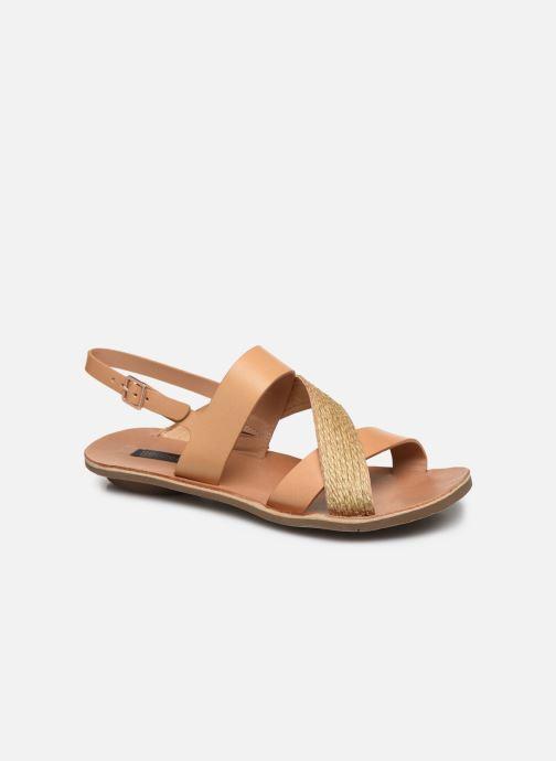 Sandales et nu-pieds Neosens DAPHNI S3123 Beige vue détail/paire