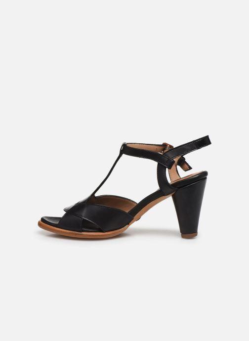 Sandales et nu-pieds Neosens MONTUA S968 Noir vue face