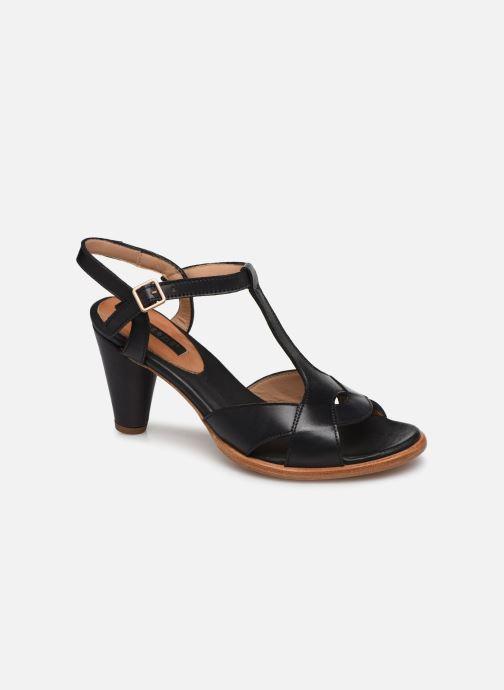 Sandales et nu-pieds Neosens MONTUA S968 Noir vue détail/paire