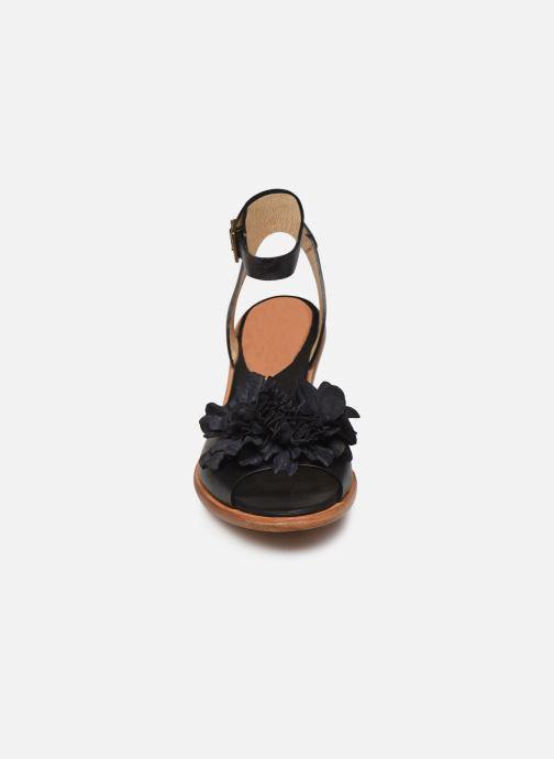 Sandalen Neosens NEGREDA S989 schwarz schuhe getragen