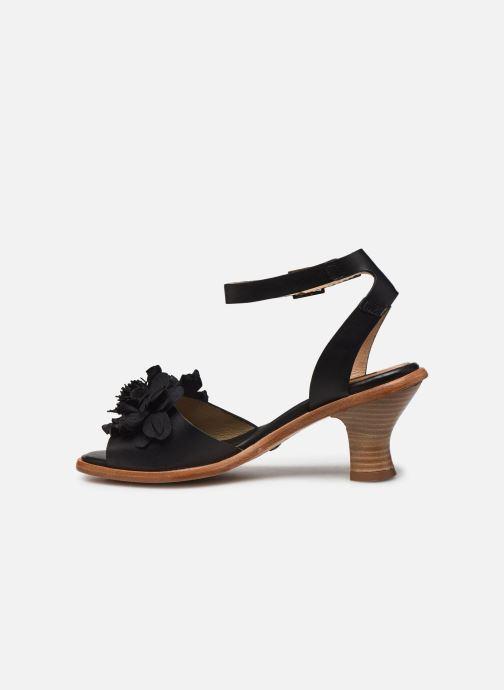 Sandalen Neosens NEGREDA S989 schwarz ansicht von vorne