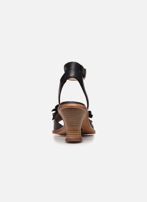 Sandalen Neosens NEGREDA S989 schwarz ansicht von rechts