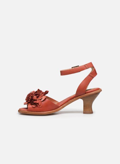 Sandales et nu-pieds Neosens NEGREDA S989 Rose vue face