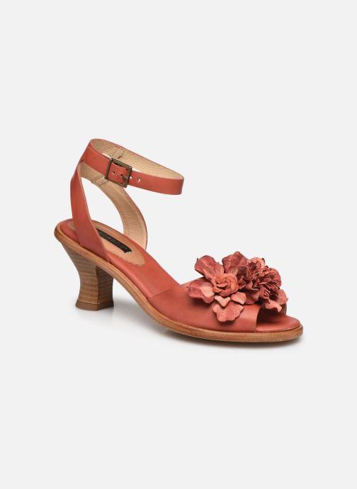Sandales et nu-pieds Neosens NEGREDA S989 Rose vue détail/paire