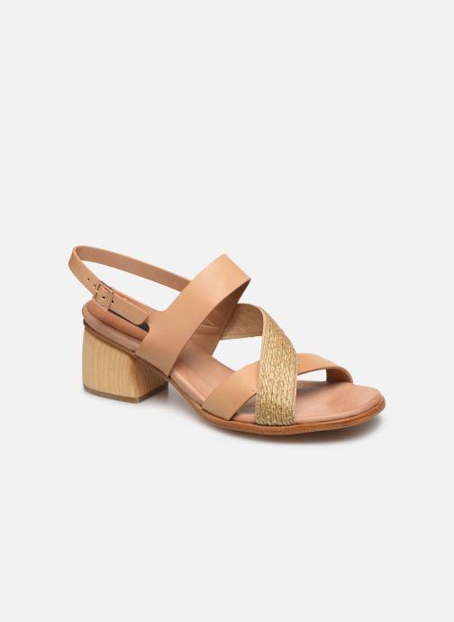 Sandales et nu-pieds Neosens VERDISO S3141 Beige vue détail/paire