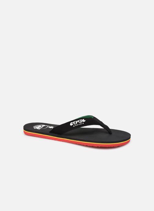 Tongs Cool Shoe Zinc Noir vue détail/paire