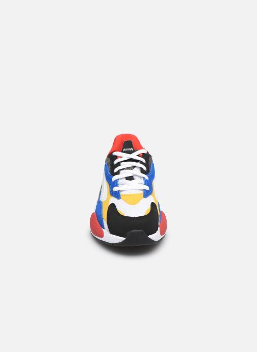 Baskets Puma Rs-X3 Cube Multicolore vue portées chaussures
