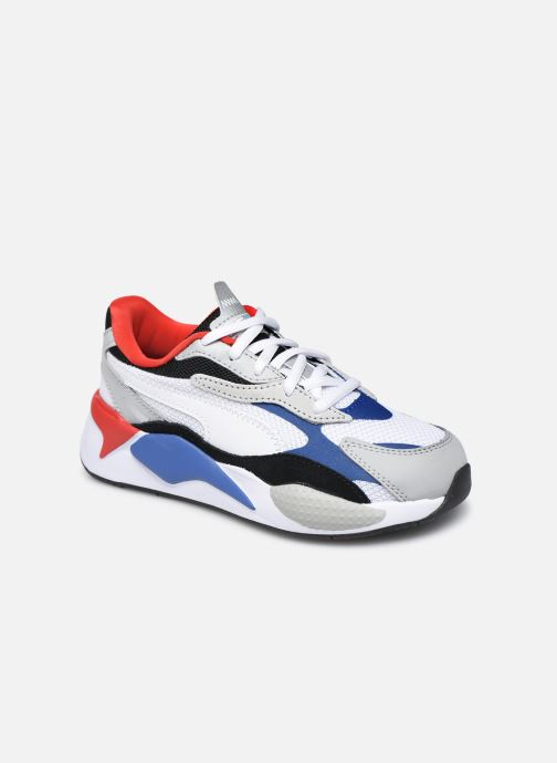 Baskets Puma Rs-X3 Cube Multicolore vue détail/paire