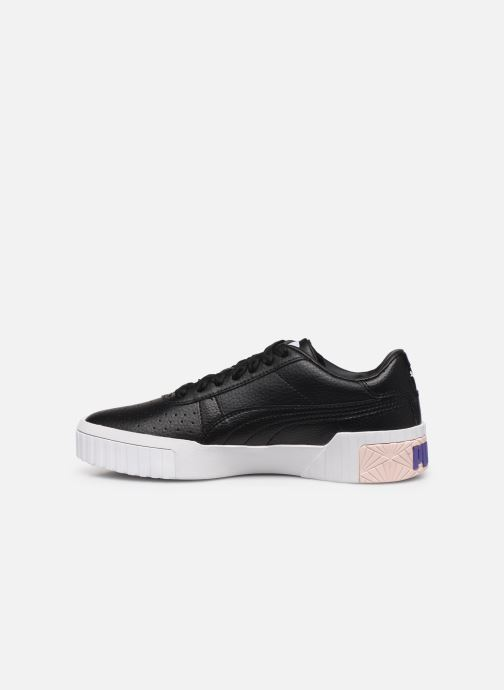 Baskets Puma Cali Noir vue face