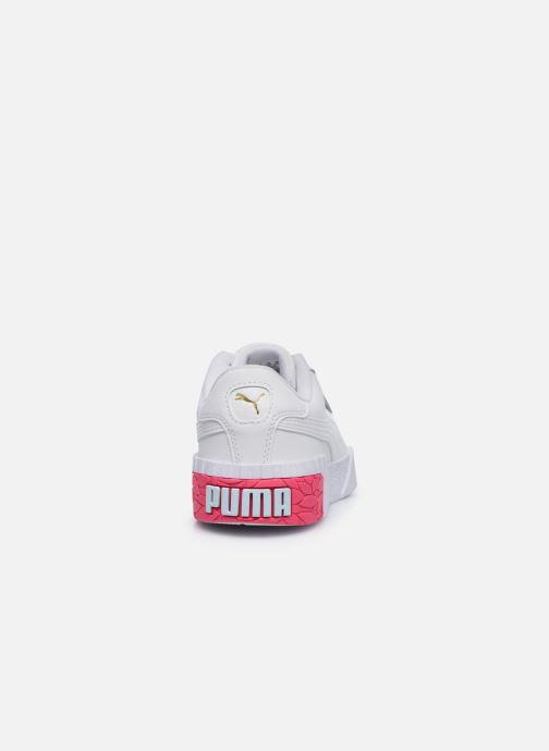 Sneakers Puma Cali Bordò immagine destra