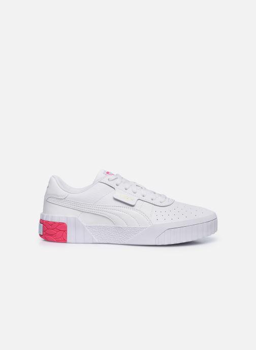 Sneakers Puma Cali Bordò immagine posteriore
