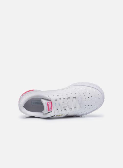 Sneakers Puma Cali Bordò immagine sinistra