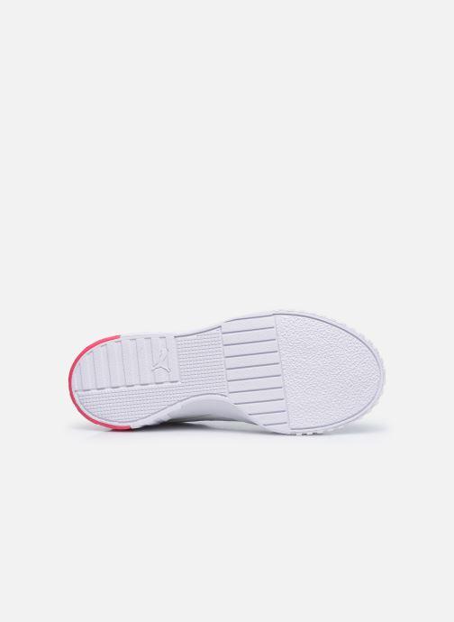 Sneakers Puma Cali Bordò immagine dall'alto
