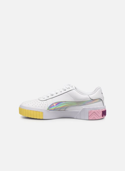 Sneakers Puma Cali Wit voorkant