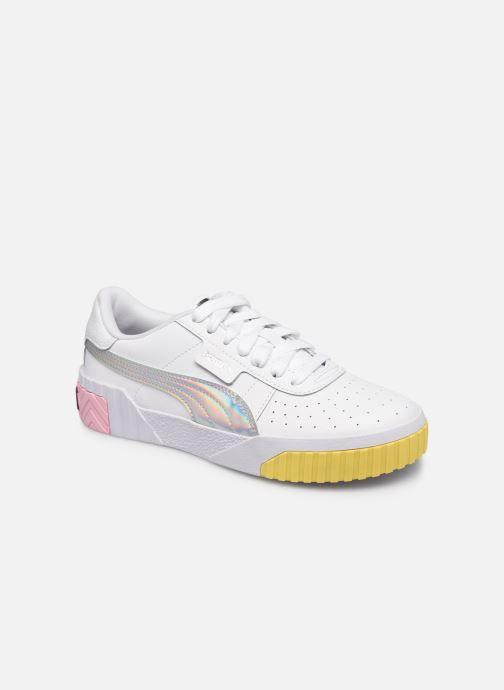 Sneakers Puma Cali Wit detail