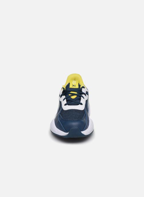 Baskets Puma Rs-X Collegiate Multicolore vue portées chaussures