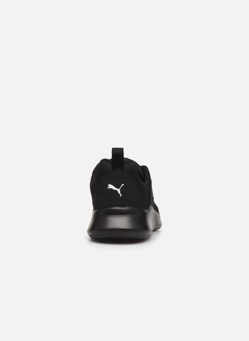 Sneaker Puma Wired schwarz ansicht von rechts