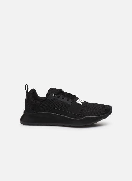 Sneaker Puma Wired schwarz ansicht von hinten