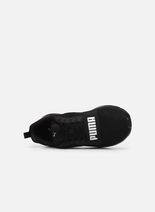 Baskets Puma Wired Noir vue gauche
