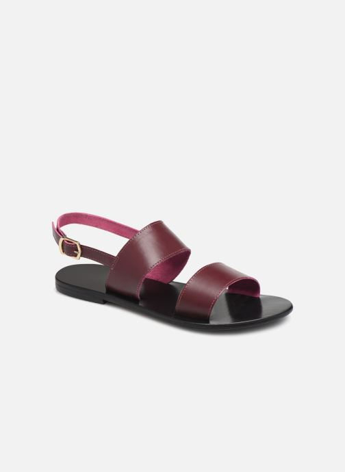 Sandali e scarpe aperte White Sun Paloma Bordò vedi dettaglio/paio