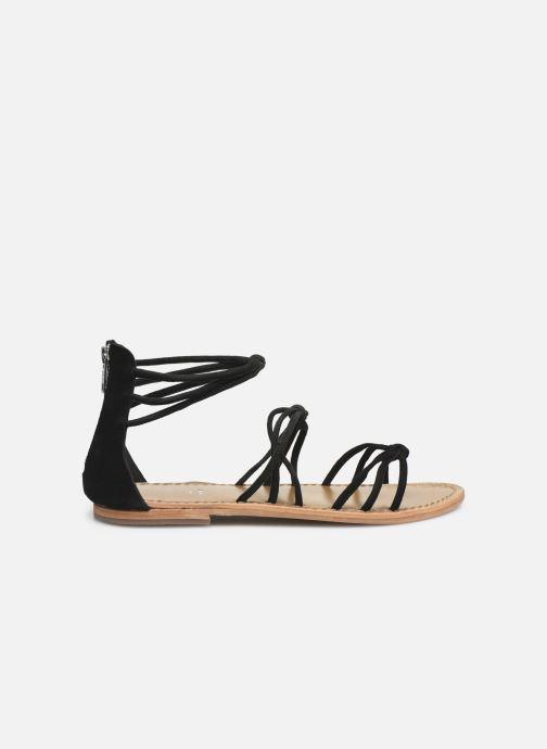 Sandali e scarpe aperte White Sun Pera Nero immagine posteriore