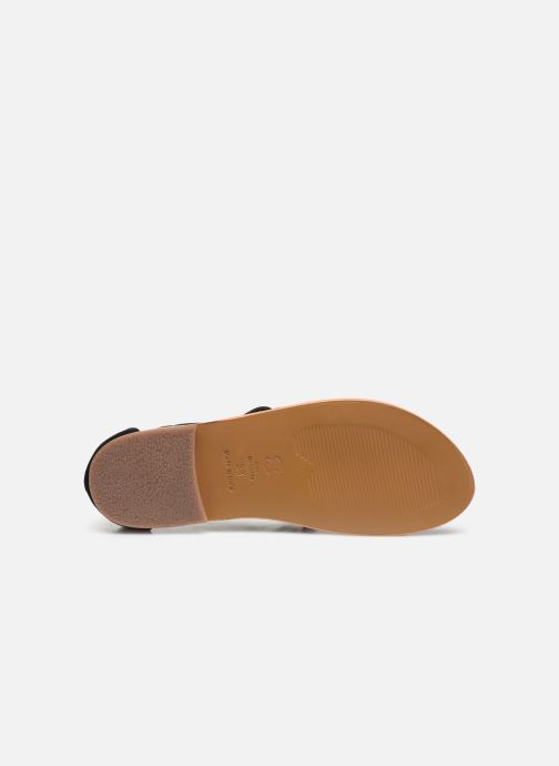 Sandali e scarpe aperte White Sun Pera Nero immagine dall'alto