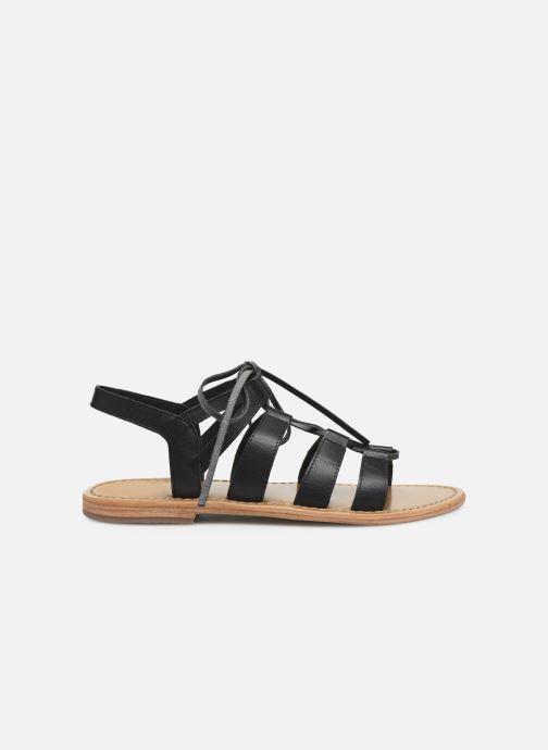 Sandali e scarpe aperte White Sun Piaui Nero immagine posteriore
