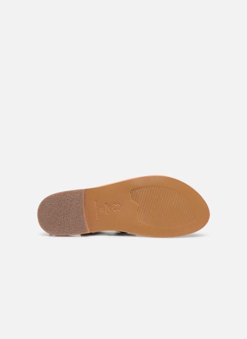 Sandali e scarpe aperte White Sun Piaui Nero immagine dall'alto